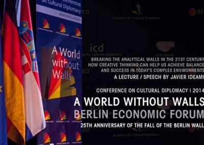 Torch Speech in Berlin