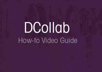 DCollab App Guide