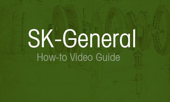 SK-General App Guide