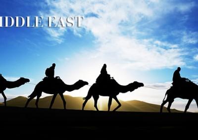 Soundmap / Middle East