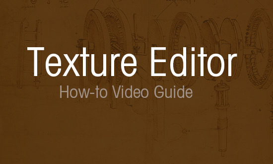 Texture Editor App Guide