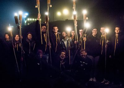 The Torch Metaphor in California